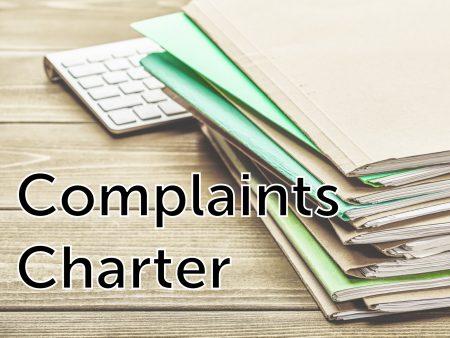 Complaints Charter