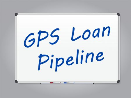 GPS loan pipeline